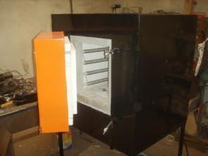 Муфельная печь сикрон инструкция