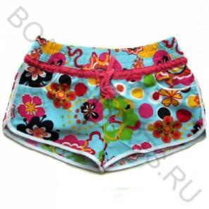 Женские мини шорты для подростков