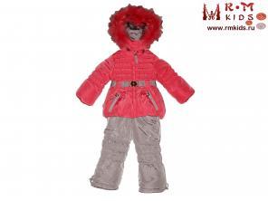 Детские куртки, комбинезоны, пальто