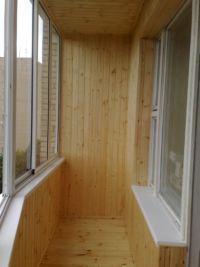 Окна пвх. внешняя отделка балконов и лоджий..
