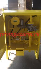 Газорегуляторный пункт шкафной бытовой ГРПШ-400