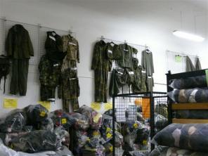 Одежда В Армейских Магазинах Спб